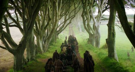Game-of-Thrones-Kings-Road-and-the-Dark-Hedges-of-Armoy