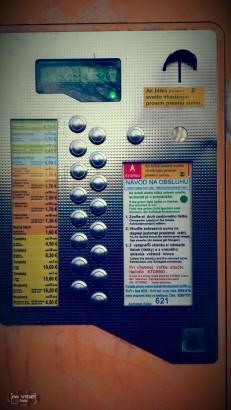 Máquina de ticket