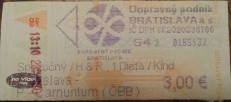 Ticket do bus para o Castelo