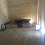 Tumba na pirâmide Quefren