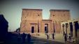 Templo de Isis na ilha de Philae