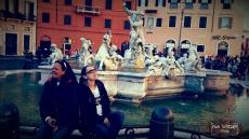 Fonte - Praça Navona